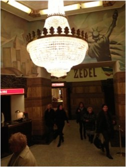 The Foyer in Brasserie Zedel