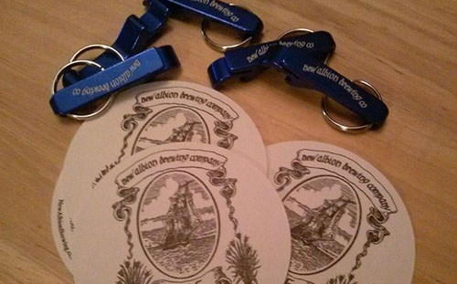New Albion Ale Swag