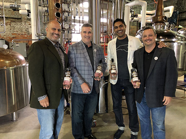 North Carolina's Social House Vodka Partners with Southern Glazer's Wine & Spirits for Multi-State Distribution Agreement