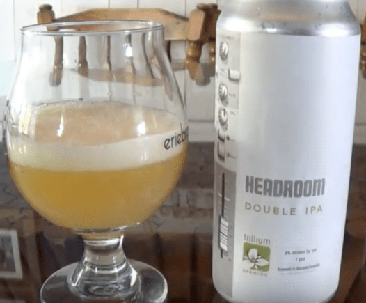 Trillium Headroom (2017) – EBBB Craft Beer Review