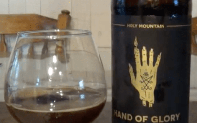 Holy Mountain Hand of Glory – EBBB Craft Beer Review