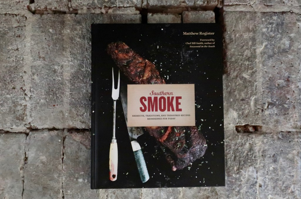 "Barbecue Bros Book Club: ""Southern Smoke"" by Matthew Register"