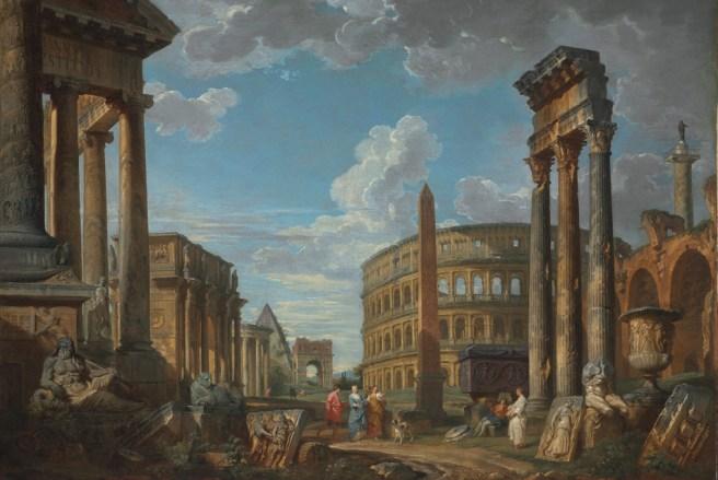 fallen - the Roman Empire