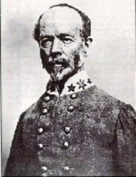 Confederate General Johnston