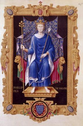 King Phillip VI -- re Downton Abbey
