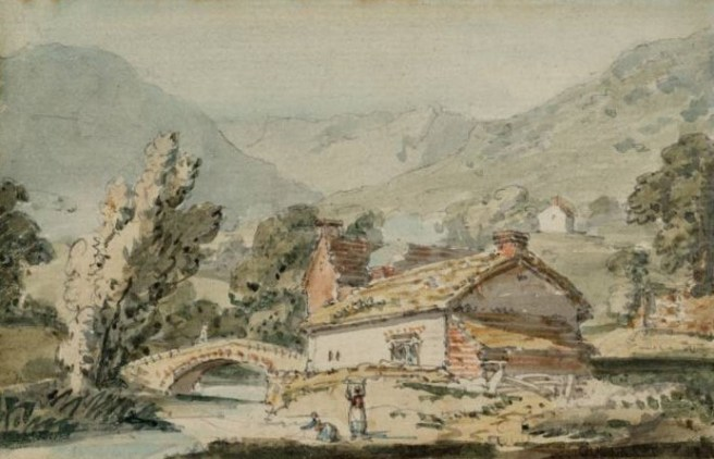 idyllic England, 1797