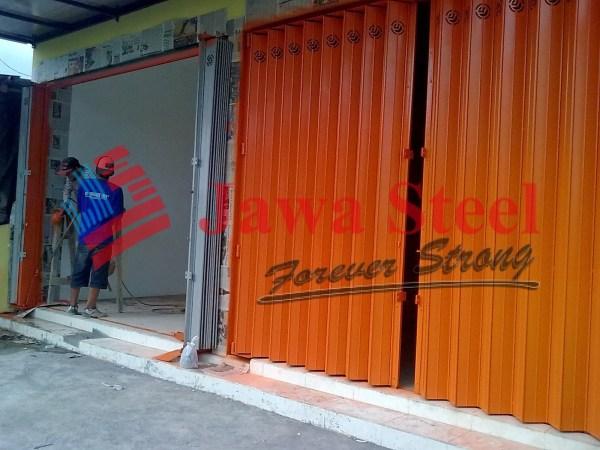Pintu Harmonika Surabaya KW 2