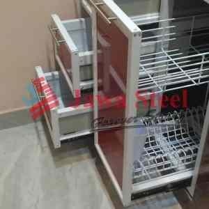 kitchen set aluminium surabaya