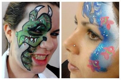 Pintura Facial by Gladis _ expo parques festas 2012 _ SENAC (25)