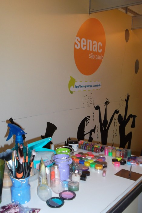 Pintura Facial Infantil by Gladis _ expo parques festas 2012 _ SENAC (4)