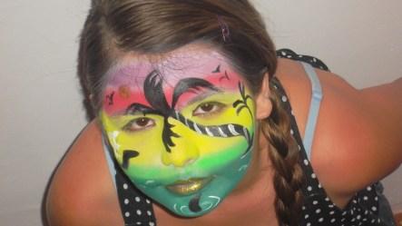 Pintura Facial by Gladis_Atibaia (14)