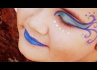 Maquiagem Artística Infantil - criancas- dino - peixe - mascara (8)