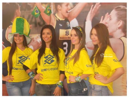 PINTURA FACIAL BY GLADIS + COPA + BRASIL _ TORCIDA + MAQUIAGEM + TORCEDOR + 2014 + BRASIL + SÃO PAULO + CAMPINAS (12)