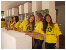 PINTURA FACIAL BY GLADIS + COPA + BRASIL _ TORCIDA + MAQUIAGEM + TORCEDOR + 2014 + BRASIL + SÃO PAULO + CAMPINAS (13)