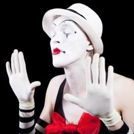 Mime-teatro-pantomima-maquiagem-artistica-pintura-facial-by-gladis