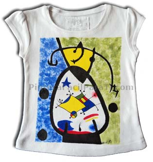 Pintar Camisetas Pintura Facil