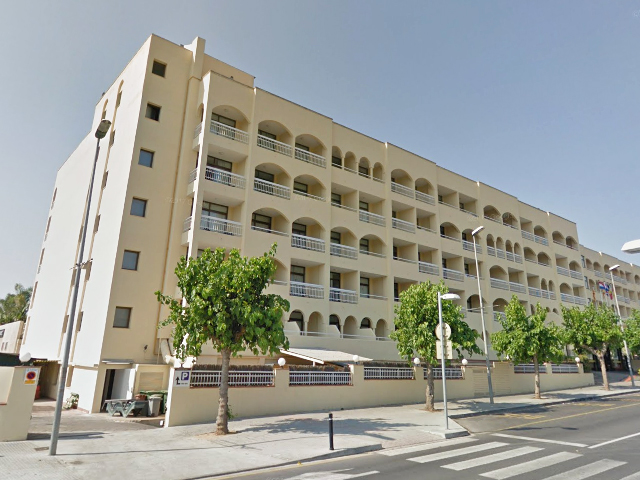 Obra Nueva - Hotel Evenia Olympic Suites