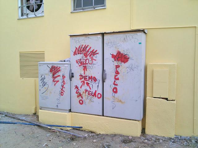 proteccion anti-graffiti