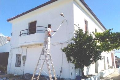 Pintores de fachadas Talavera