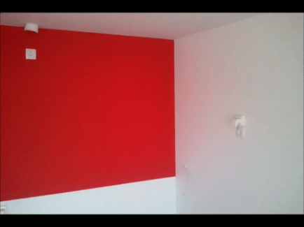 Esmalte al Agua Color Rojo (2)
