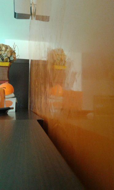 Estuco Veneciano Veteado Color Naranja (3)