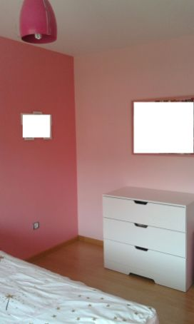 Plastico Color Rosa Claro y Esmalte Rosa Oscuro (7)
