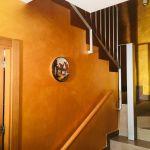 Cera Metal Oro Sobre Efecto Rustico Brisa - Mañana (64)