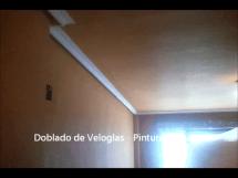 Doblado de veloglas - Pinturas Urbano 3