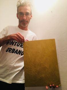 Efecto Brisa del Tiempo Oro Metalizado (2)