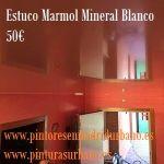 Oferta Estuco Mineral Blanco
