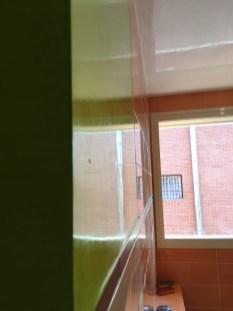 Estuco Veneciano Verde en Paredes de Wc (8)