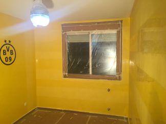 Estuco Amarillo a Lineas con 1 de cera - Noche (5)