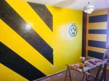 Estuco Amarillo y Negro 1ª de Cera (2)