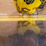 Estuco Veneciano Original a rayas amarillas y negras Borussia Dortmund (111)