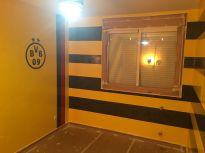 Estuco Veneciano Original a rayas amarillas y negras Borussia Dortmund (29)