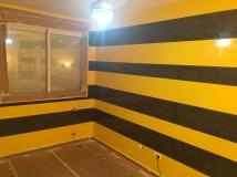 Estuco Veneciano Original a rayas amarillas y negras Borussia Dortmund (34)