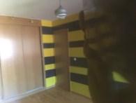 Estuco Veneciano Original a rayas amarillas y negras Borussia Dortmund - Terminado dia (28)