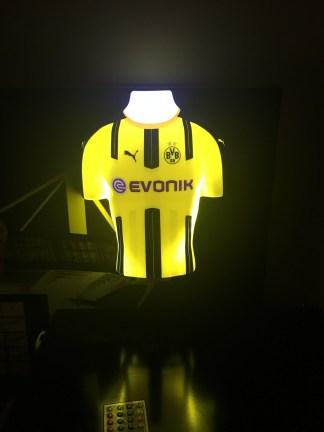 Lampara BVB 1 equipacion Borussia Dortmund