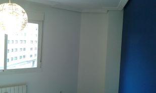 Dormitorio Sideral S-500 Blanco roto y Esmalte Pymacril Azul Oscuro (6)