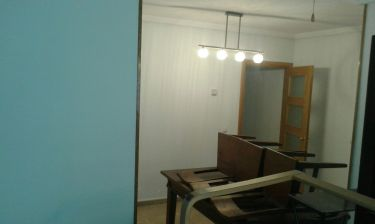 Salon Sideral S-500 Blanco roto y Esmalte Pymacril Gris Oscuro (3)