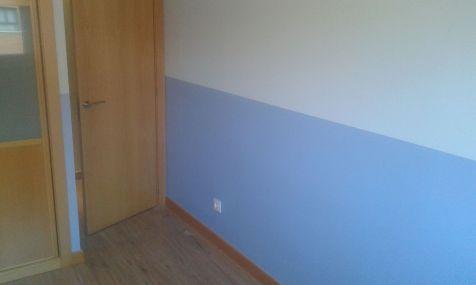 Habitacion Infantil Plastico Sideral Azul y Esmalte Valacryl color azul oscuro (7)