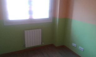 Habitacion Infantil Plastico Sideral Naranja y Esmalte Valacryl color verde (6)
