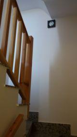 Entrada y Escaleras Plastico Liso Afinado con sideral S-500 Color Beige - Terminado (14)