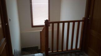 Entrada y Escaleras Plastico Liso Afinado con sideral S-500 Color Beige - Terminado (31)