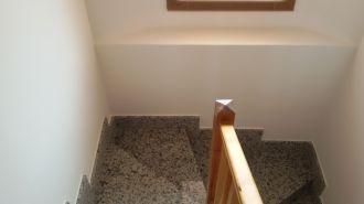 Entrada y Escaleras Plastico Liso Afinado con sideral S-500 Color Beige - Terminado (33)