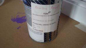 Esmalte pymacril malva S-3050-R60B