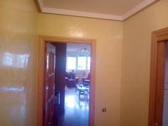 Estuco Veneciano Original de 1995 color beige con cera alex (17)