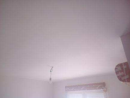 Aplicado 3 manos de Aguaplast en techo y paredes Dormitorio Principal (1)