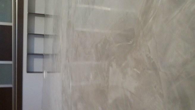 Estuco Veneciano gris y banco con cera alex (5)