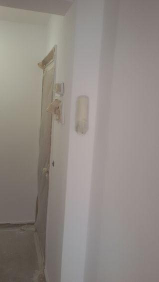 2 mano de plastico sideral s-500 blanco en paredes (14)